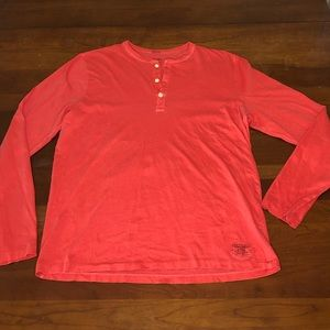 Abercrombie and Fitch Henley